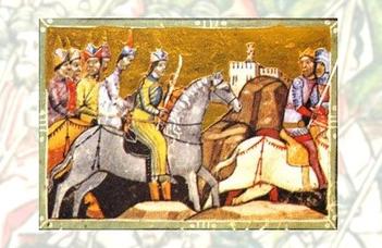 Uhrin Dorottya (Középkori Történeti Tanszék) előadása a BTK ismeretterjesztő sorozatában.