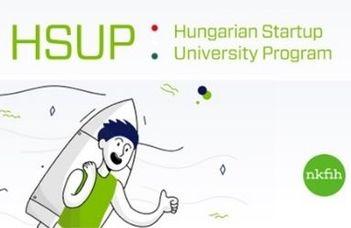 Indul az ELTE-n a Hungarian Startup University Program