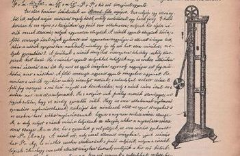 Digitalizált Eötvös-jegyzetek