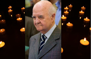 Szeptember 17-én búcsúztatják Diószegi Istvánt