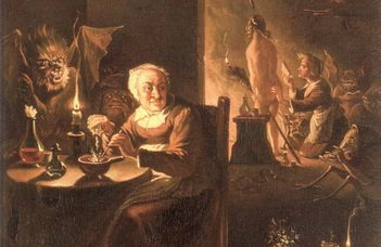 A boszorkányüldözés nem az egyházi bíróságok öröksége (vasarnap.hu)