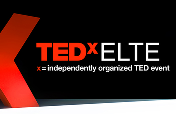 TED x ELTE konferencia • Become a speaker!