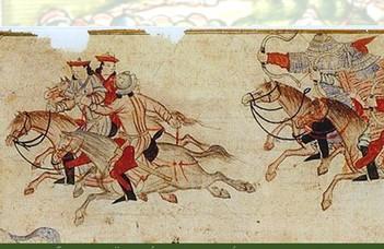 A tatárjárás Magyarországon és a mongol hódítás eurázsiai összefüggéseiről.