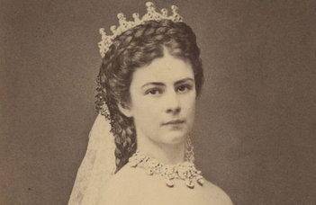 Erzsébet királyné arcképe