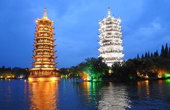 Az ELTE Konfuciusz Intézet előadása Guilin és környékének kulturális és természeti kincseiről.