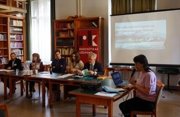 Oroszország és Magyarország az egyetemes kultúrában