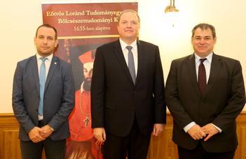 A litvanisztika 30 éve az ELTE-n