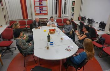 Egyetemisták Napja a Ruszisztikai Központban