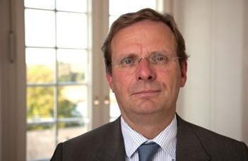 Claus von Carnap-Bornheim régészprofesszor díszdoktori előadása.