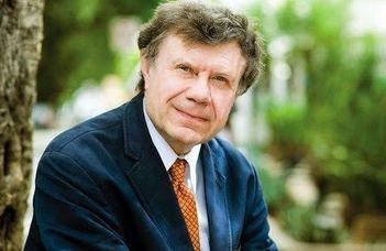 Roger Chartier francia történész előadása az Atelier Tanszék szervezésében.