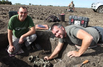 Titokzatos bronzkori áldozati tárgyakat találtak Békésszentandráson (beol.hu)