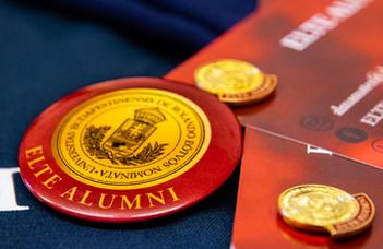 Alumni regisztráció