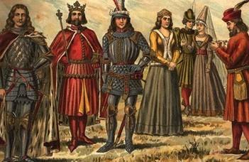 Történész hallgatók hagyományos találkozója.