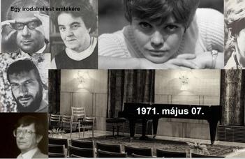 Mi történt 50 éve?