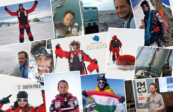 Rakonczay Gábor világrekorder óceánátkelő magyar hajós előadása.