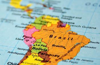 A Latin-Amerika Kutatóközpontja előadássorozata.