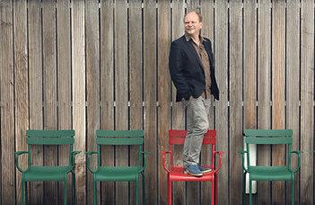 Patrick Boucheron előadása az Atelier Tanszéken.