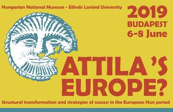Nemzetközi konferencia a Régészettudományi Intézet és a Magyar Nemzeti Múzeum szervezésében.