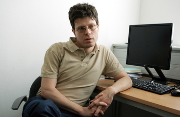 Gecser Ottó (ELTE TáTK Szociológia Tanszék) egyetemi docens előadása.