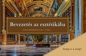 Az ELTE Esztétika Tanszék sorozatában Bacsó Béla tart előadást.