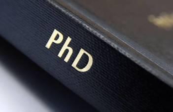 PhD-képzés