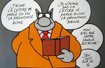 Jelentkezés és szintfelmérés a francia minor szakon