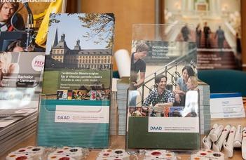 Tájékoztató a németországi ösztöndíjakról.