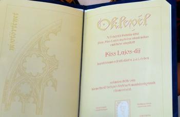 Budapesti tudós kapta idén a debreceni nyelvészeti díjat (dehir.hu)