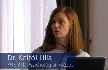 Koltói Lilla: Mitől érzik jól magukat a hallgatók az egyetemen?