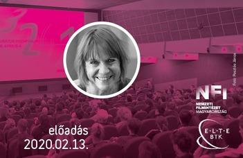 Sibylle Kurz coach, kommunikációs tréner előadása.