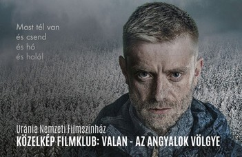 Bagota Béla nagyjátékfilmje a Magyar Filmtörténeti Kutatócsoport és a Metropolis folyóirat estjén.