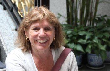 Rosemary Wakeman professzor tart előadást a BTK új sorozatán.