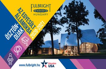 Fulbright ösztöndíjak az Egyesült Államokba