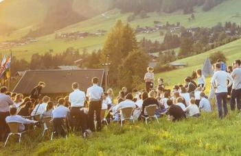Párbeszéd a jövő Európájáért // megnyílt a jelentkezés a Forum Alpbach-ra