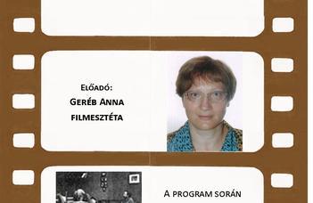 Geréb Anna előadása