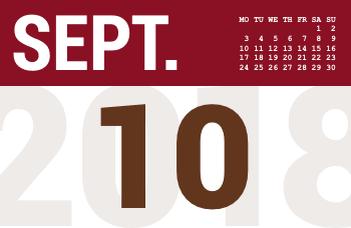 Academic Calendar for the Foundation Programmes