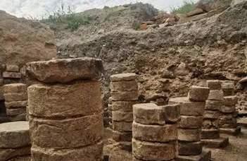 Ókori fürdőt és kincseket találtak régészeink