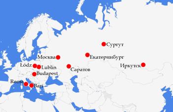 Sajtókutatások az orosz emigrációban