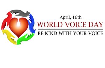 A hang világnapja (World Voice Day) nemzetközi programsorozatot hetedik alkalommal rendezik meg.