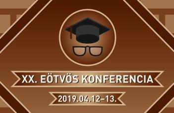 XX. Eötvös Konferencia