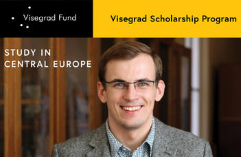 Application is open:  Visegrad Scholarship Program