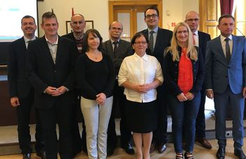 Izgalmasan kezdődött az ősz a Szláv és Balti Filológiai Intézetben