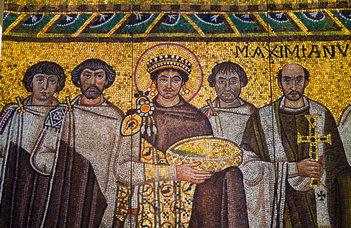 Bollók Ádám: Bizánc a 6-9. században - a Justinianos kori krízistől a képvita végéig