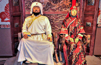 Megerőszakolták Dzsingisz kán feleségét? (24.hu)