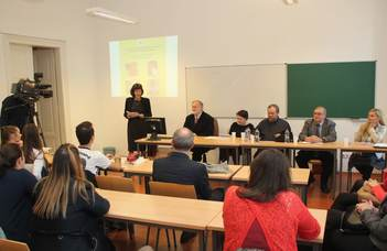 Amazing cultural event of the Institute of Germanic Studies