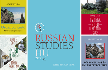 Ruszisztikai könyvbemutató