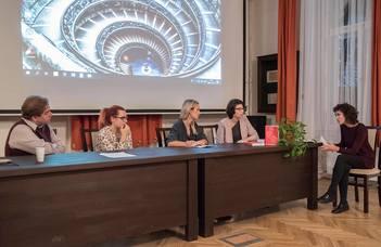 Országos hallgatói találkozó az Eötvös Collegiumban.