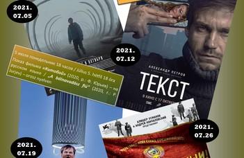 Az orosz kultúra nyári csemegéi