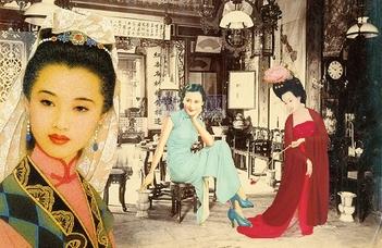 """Torma Laura előadása az """"Ezerarcú Kína"""" sorozatban."""