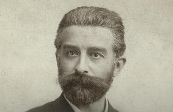 Konferencia az író születésének 175. évfordulója alkalmából.